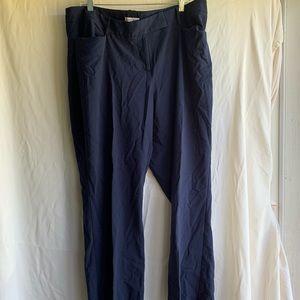 Fashion bug navy dress pants